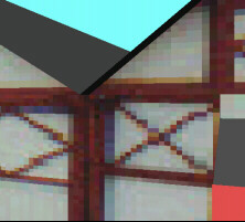 Real and virtual eaves